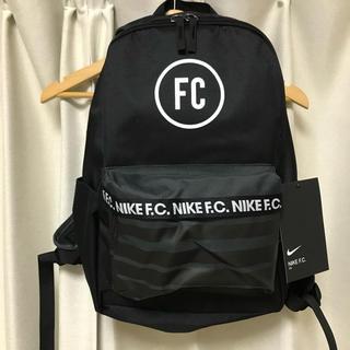 NIKE - 【新品】NIKE FC シンプル バックパック