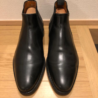ジャラン スリウァヤ 98411 サイドゴア ブーツ 革靴