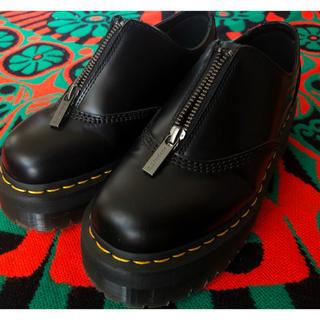 ドクターマーチン(Dr.Martens)のDr.Martin センタージップ 厚底(ローファー/革靴)