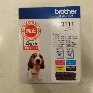 brother - ブラザー純正インクカートリッジ LC3111-4PK