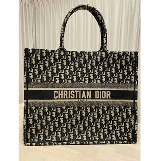 Christian Dior - christian dior トートバッグ