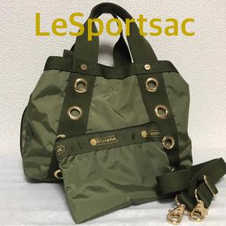 レスポートサック(LeSportsac)のLESPORTSAC  ハンドバッグ / ショルダーバッグ(トートバッグ)
