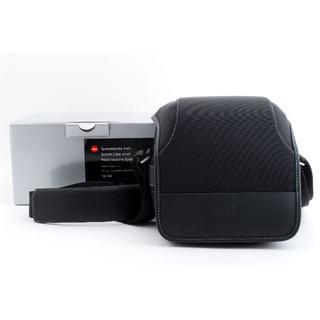 ライカ(LEICA)の★希少品★ライカ Leica 18746 システムケース ブラック(ケース/バッグ)