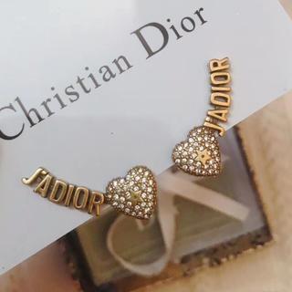 ディオール(Dior)のDiorピアス  (ピアス)