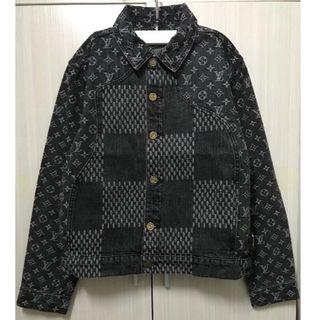 LOUIS VUITTON - 【LOUIS VUITTON】NIGOコレクション/デニムジャケット