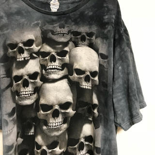 FEAR OF GOD - David Penfoundドクロ Tシャツ スカル トラヴィス シュプリーム