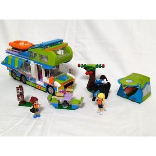 Lego - レゴ(LEGO) フレンズ ミアのキャンピングカー 41339