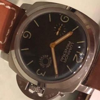 OFFICINE PANERAI - 断捨離 24800円均一 自動巻腕時計 PAM使用感ちょっと