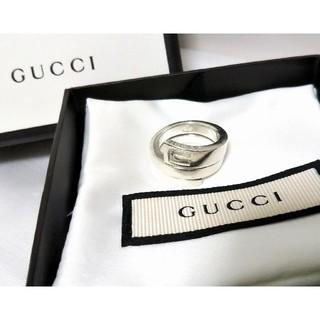 Gucci - 正規品 GUCCI/グッチ スネーク シルバーリング/指輪💍