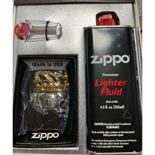 ジッポー(ZIPPO)の【新品未使用】Zippo ギフトセット (タバコグッズ)