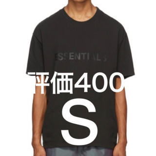 FEAR OF GOD - FOG essentials Tシャツ ブラック S