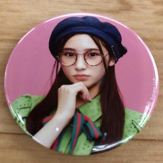 SONY - Girls2☆缶バッジ ☆山口綺羅☆きら☆私がモテてどうすんだ