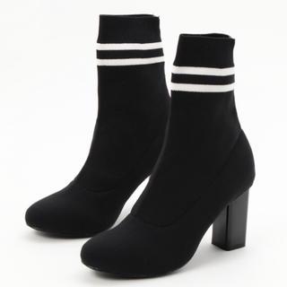 moussy - moussy ソックスブーツ ブーツ
