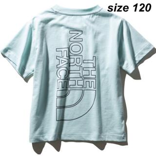 THE NORTH FACE - 【120】コスタルグリーン★ ノースフェイス★ キッズ Tシャツ