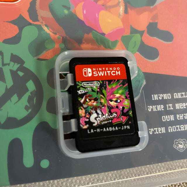 Nintendo Switch(ニンテンドースイッチ)のふうふうさま専用 エンタメ/ホビーのゲームソフト/ゲーム機本体(家庭用ゲームソフト)の商品写真