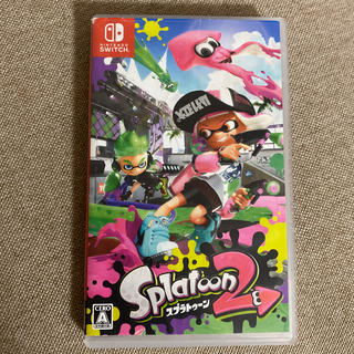 Nintendo Switch - スプラトゥーン2 Switch