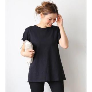 ドゥーズィエムクラス(DEUXIEME CLASSE)のDeuxieme Classe 【CALUX/キャラクス】A LINE Tシャツ(Tシャツ(半袖/袖なし))