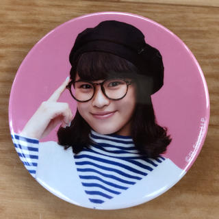 SONY - Girls2☆缶バッジ ☆小田柚葉☆ゆずは☆私がモテてどうすんだ
