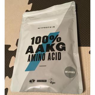 マイプロテイン(MYPROTEIN)の☆新品未使用 AAKG(アルギニン アルファケトグルタル酸)(アミノ酸)