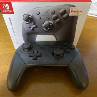 ニンテンドースイッチ(Nintendo Switch)のNintendo switch PROコントローラー(その他)