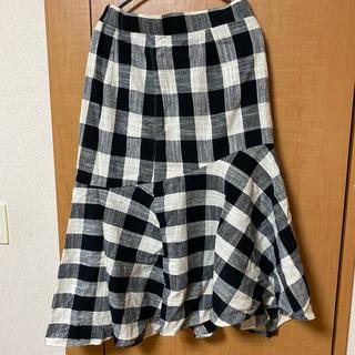グローバルワーク(GLOBAL WORK)のマーメイドスカート(ロングスカート)