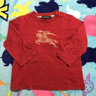 バーバリー(BURBERRY)のバーバリー  ロンT 80(Tシャツ)