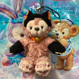 Disney - シェリーメイ ストラップ ハロウィン 黒猫