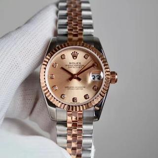 限定本日 ROLEX自動巻 ロレックス レディース 腕時計
