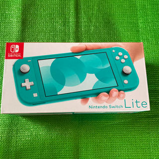 任天堂 - 【新品・未開封】Nintendo Switch lite ターコイズ