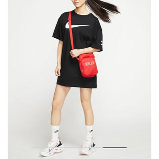 NIKE - ★ NIKE ★  スウッシュドレス Tシャツワンピース ⭐️本日限定値下げ⭐️