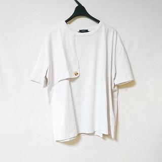 merlot - merlot メルロー 半袖Tシャツ 夏物