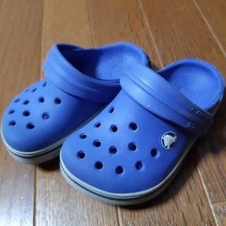 クロックス(crocs)のクロックス キッズ サンダル  4c5(サンダル)
