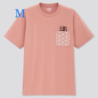 UNIQLO - ユニクロ UNIQLO 鬼滅の刃 鬼滅 Tシャツ ねずこ M
