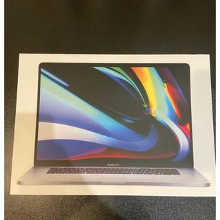 マック(Mac (Apple))のMacBook Pro 16インチ 2019 スペースグレイ(ノートPC)