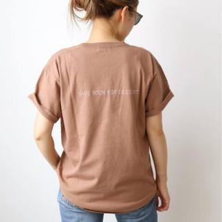 DEUXIEME CLASSE - DeuxiemeClasse 【CALUX】 定価以下 Tシャツ 新品