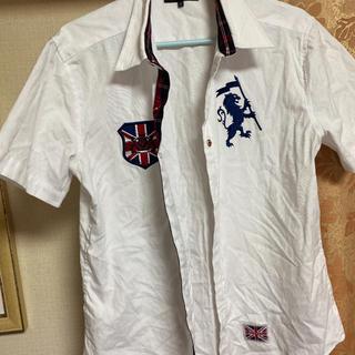 サッシー(Sassy)のサッソーンオープンシャツ(Tシャツ/カットソー(半袖/袖なし))