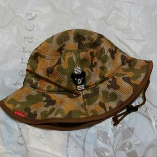 ダブルビー(DOUBLE.B)のダブルBテンガロンハット迷彩柄56cm帽子(帽子)