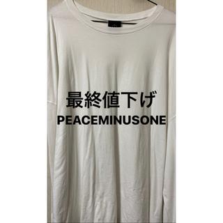 ピースマイナスワン(PEACEMINUSONE)のPEACEMINUSONE ロングシャツ(Tシャツ/カットソー(七分/長袖))