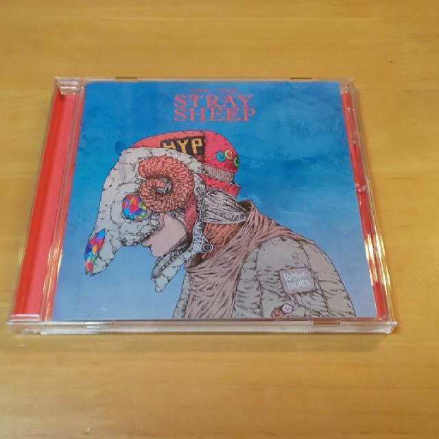 STRAY SHEEP エンタメ/ホビーのCD(ポップス/ロック(邦楽))の商品写真