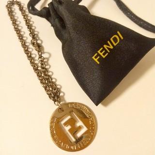フェンディ(FENDI)のFENDIのコインチャームブレスレット(ブレスレット/バングル)