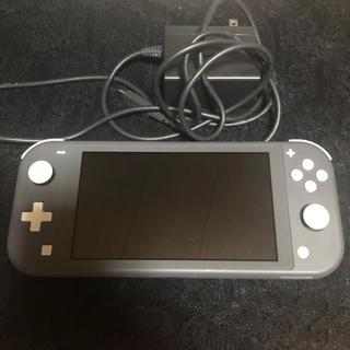 ニンテンドースイッチ(Nintendo Switch)のNintendo Switch Lite ブラック(その他)