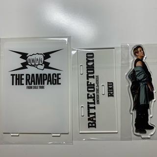 THE RAMPAGE - riku bot アクリルスタンド 青山陸