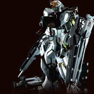 BANDAI - METAL STRUCTURE 解体匠機   RX-93 νガンダム バンダイ