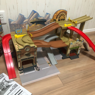 Disney - カーズ トミカ  アクションコース ラジエータースプリングス