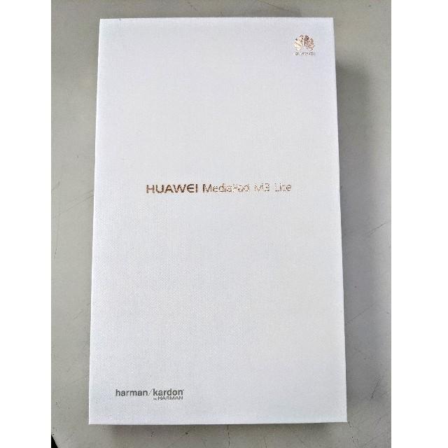 ANDROID(アンドロイド)のHUAWEI MediaPad M3 Lite LTE版 スマホ/家電/カメラのPC/タブレット(タブレット)の商品写真