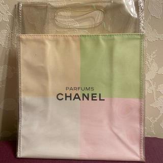 CHANEL - ⭐️CHANEL parfums ノベルティーバッグ⭐️