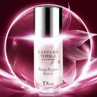 ディオール(Dior)のカプチュール トータル セル ENGY スーパー セラム (美容液) 30ml (美容液)