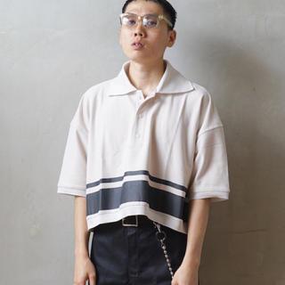 Jieda - NEON SIGN ポロシャツ