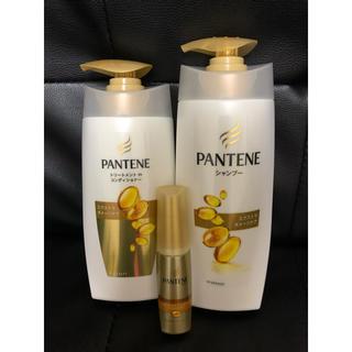 パンテーン(PANTENE)のパンテーン シャンプー トリートメントinコンディショナー 3点セット(シャンプー/コンディショナーセット)