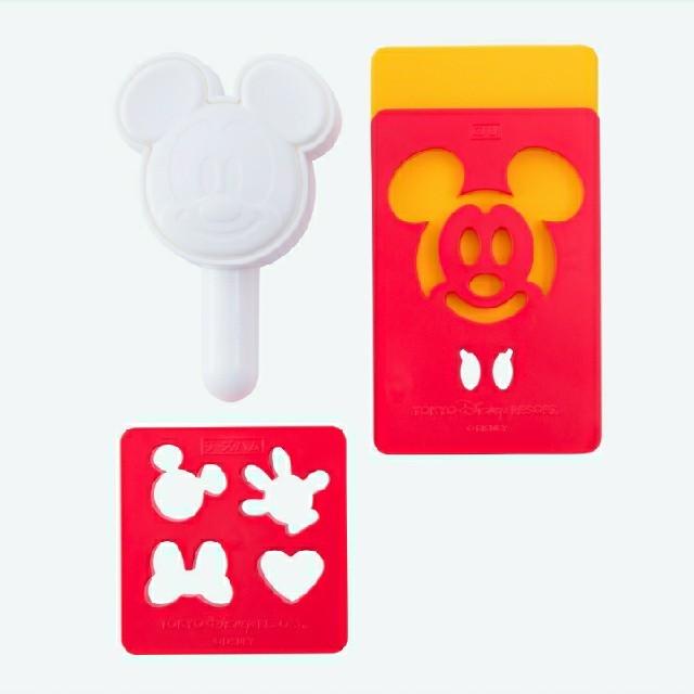 Disney(ディズニー)の東京ディズニーリゾート限定品 ミッキー ミニー おにぎりキット エンタメ/ホビーのおもちゃ/ぬいぐるみ(キャラクターグッズ)の商品写真